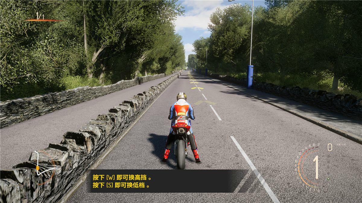 《曼岛TT摩托车大赛》v1.05全DLC