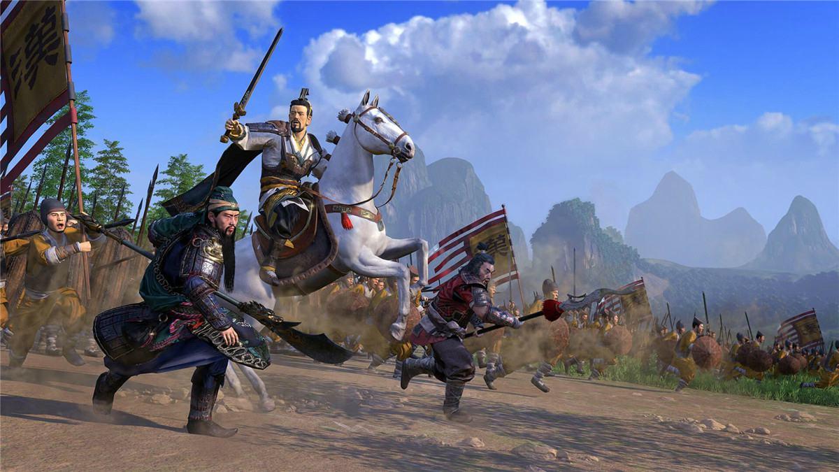 《全面战争:三国》v1.5.3中文版