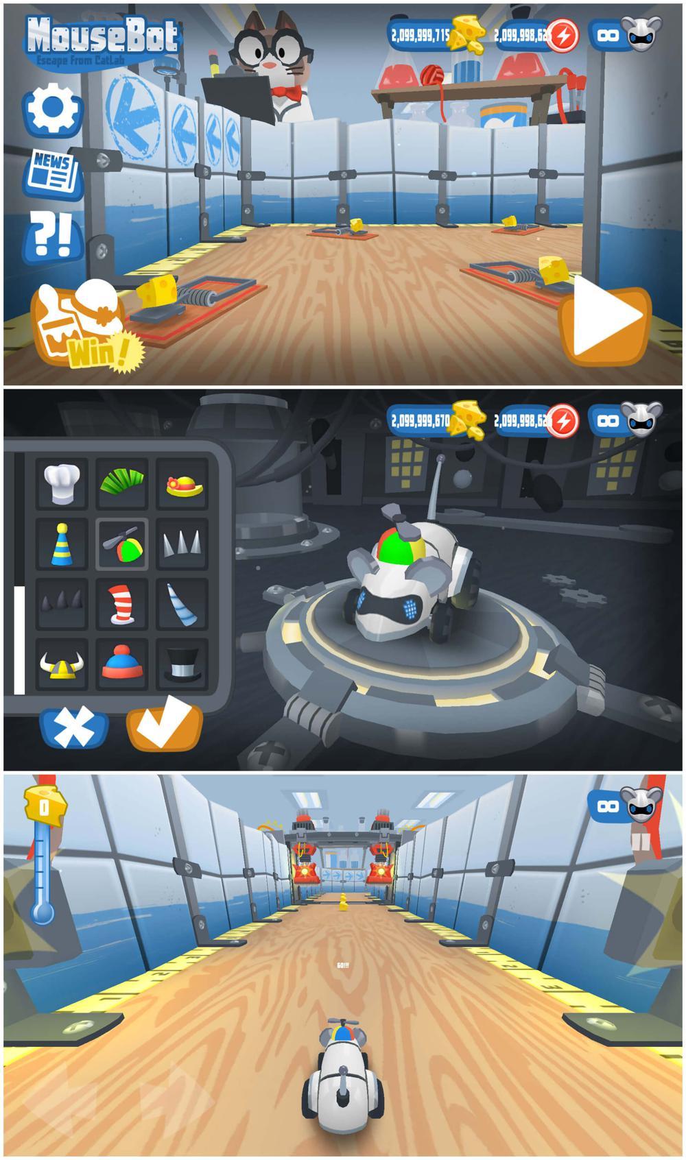 娱乐闯关游戏 老鼠机器人百度网盘蓝奏网盘