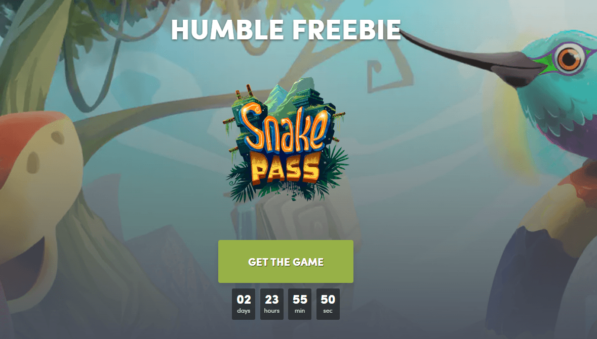 HB免费领steam《Snake Pass》