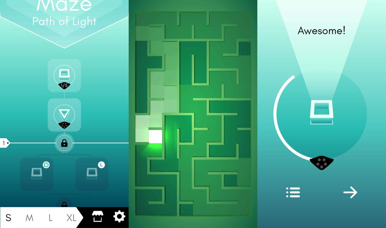 经典迷宫游戏 迷宫光之路