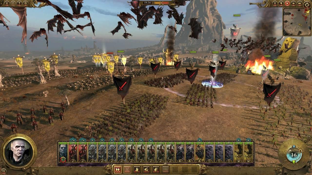 《全面战争:战锤》v1.6.0全DLC