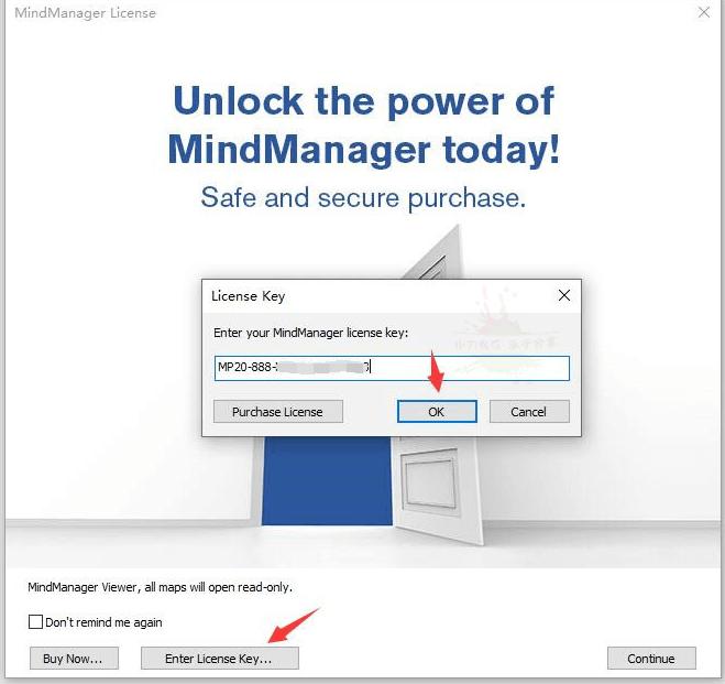 MindManager 2020 永久激活码