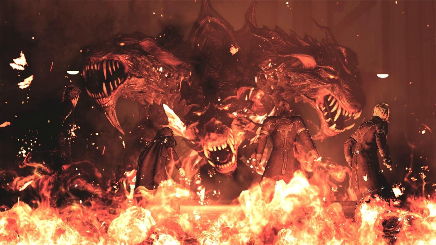 《最终幻想15:终极版》全DLC