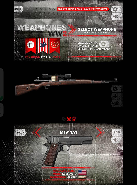 枪械游戏 二战武器模拟