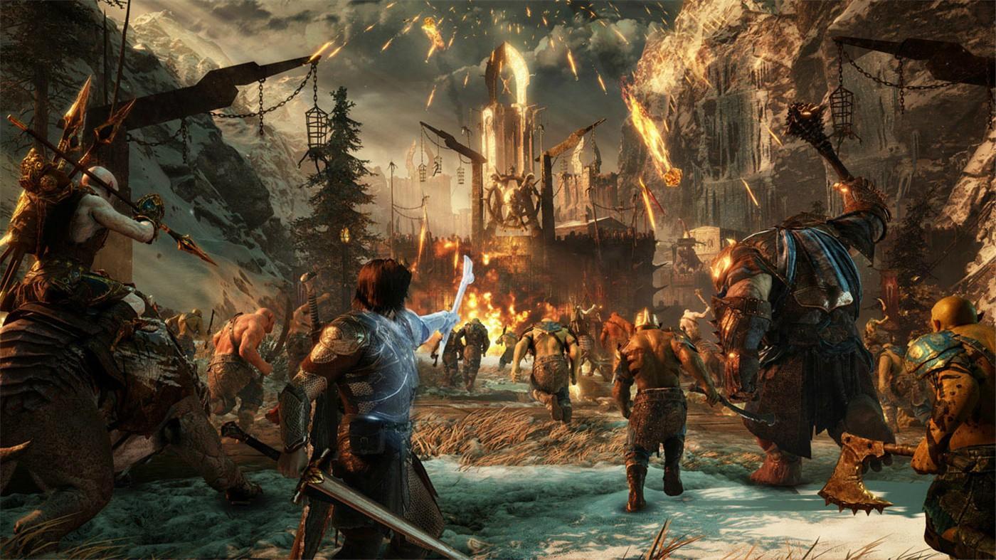《中土世界:战争之影》终极版
