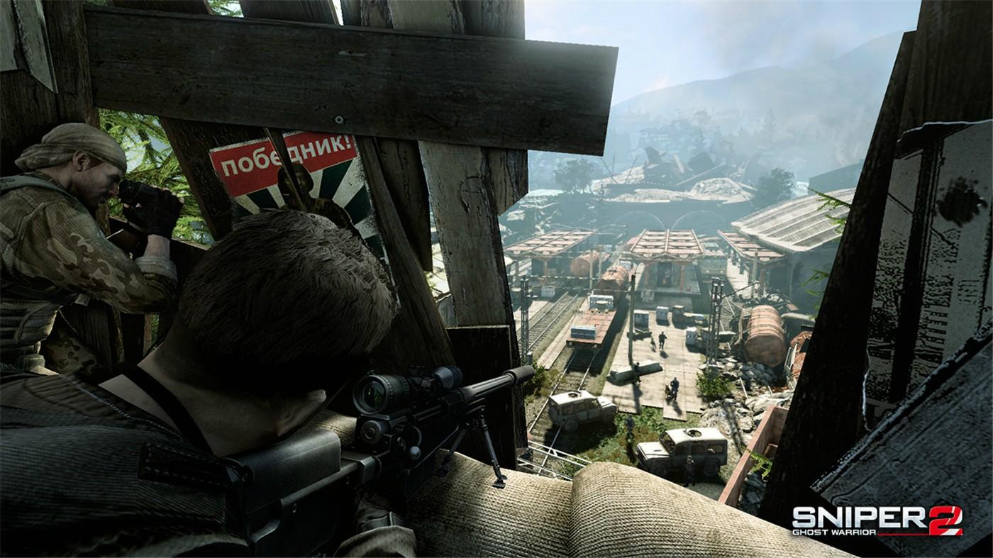 《狙击手:幽灵战士2》v1.09