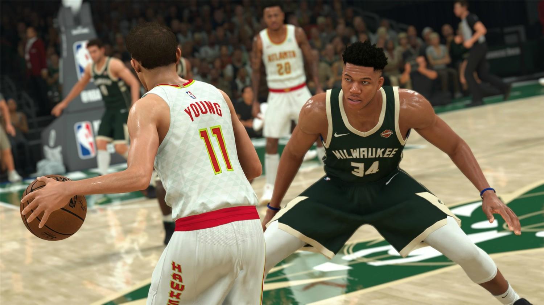 《NBA 2K21》v1.07