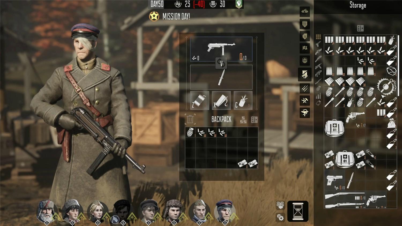 《苏军游击队1941》v1.03中文版