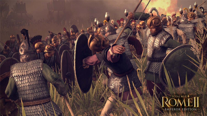 《罗马2:全面战争》v2.4.0中文版
