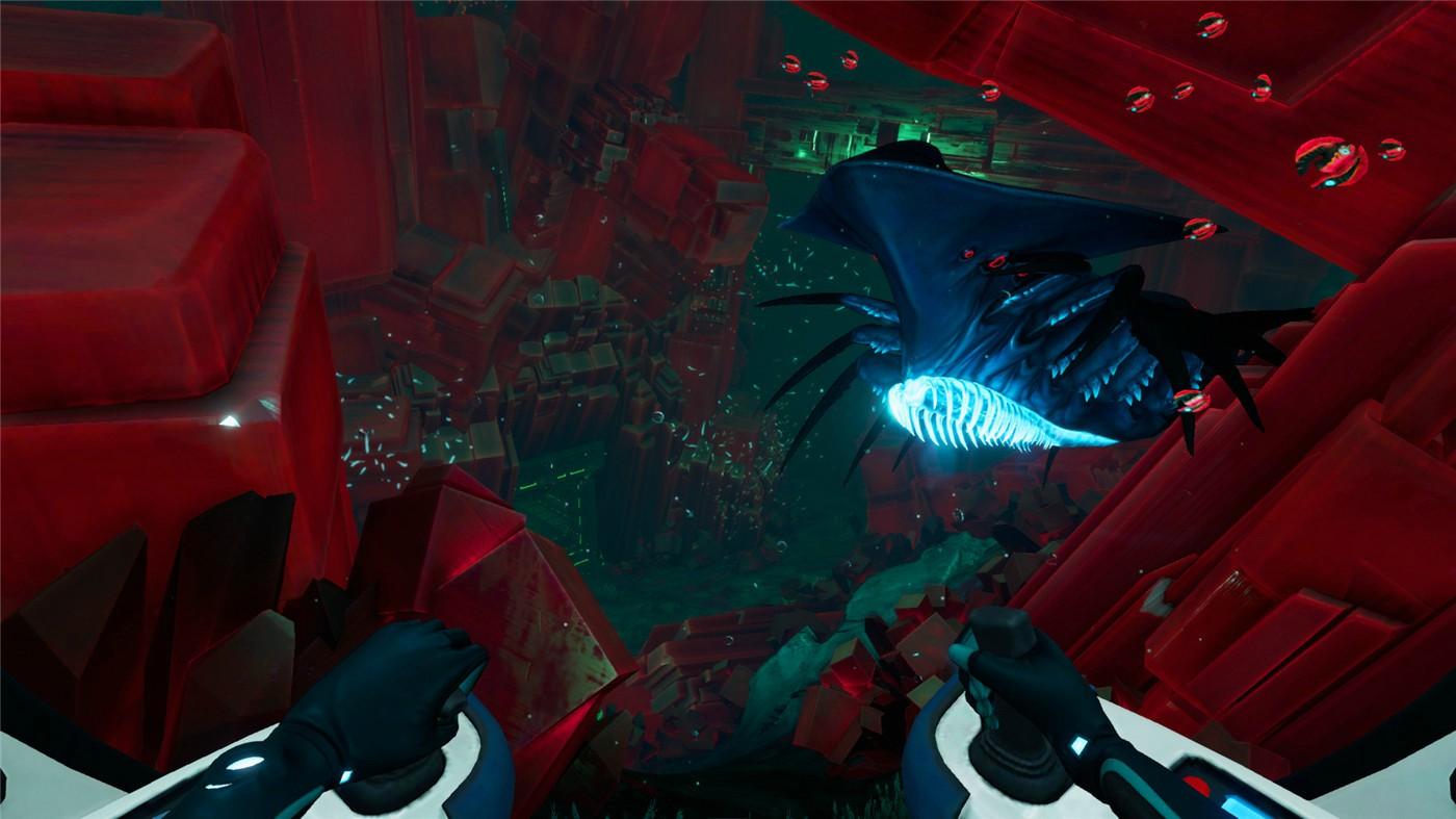《深海迷航:冰点之下》v1.0正式版