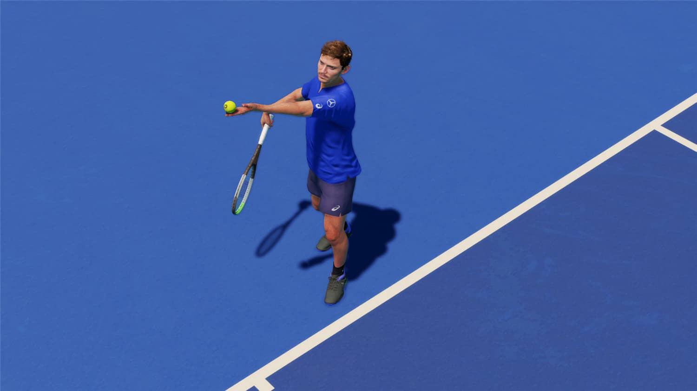 《澳洲国际网球2》中文版