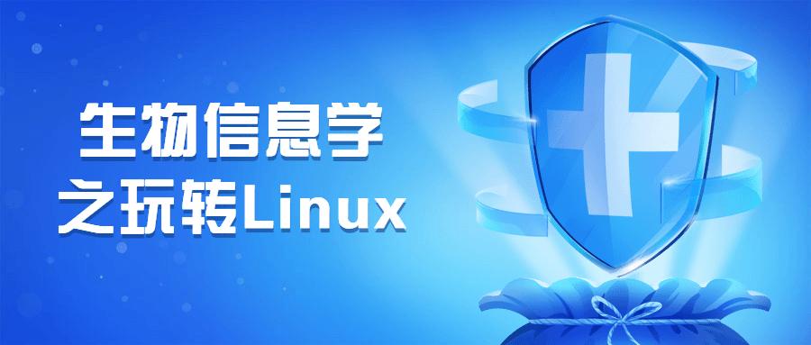 生物信息学之玩转Linux