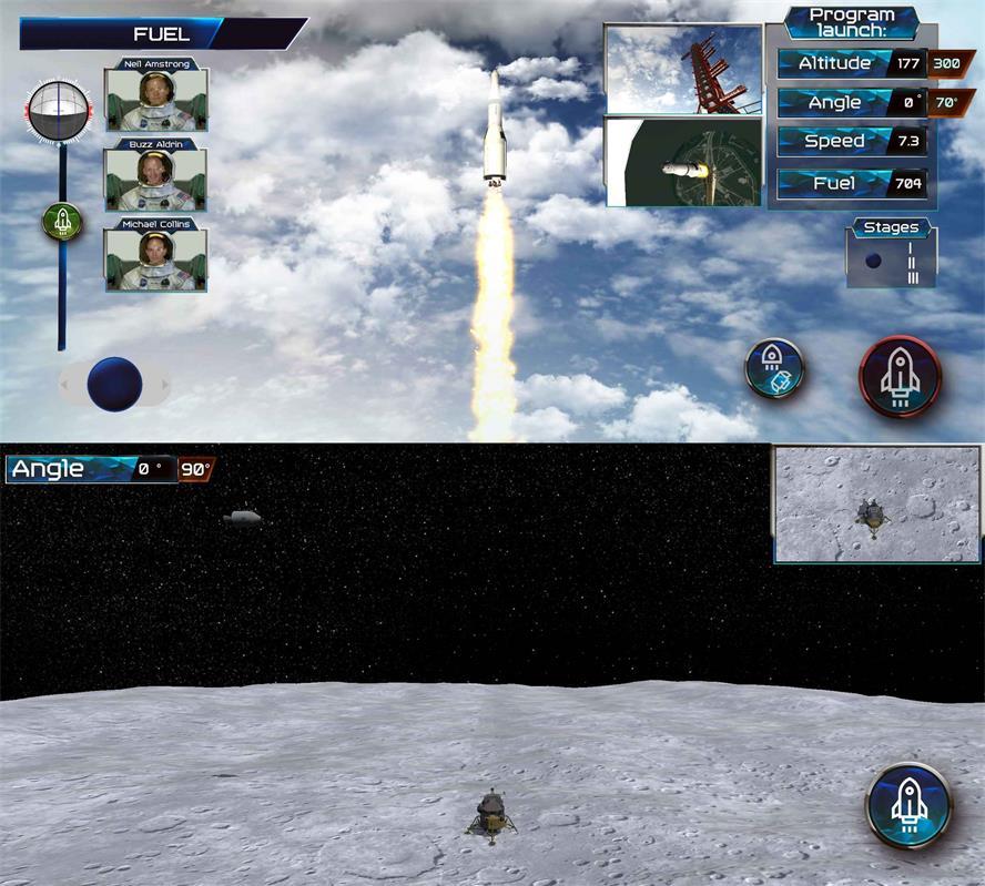 真实物理引擎 太空飞船模拟器